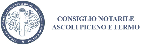 Consiglio Notariale Ascoli Piceno e Fermo